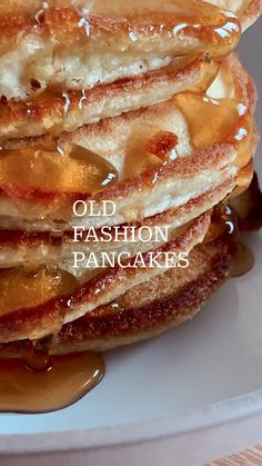 Breakfast Items, Breakfast Dishes, Breakfast Recipes, Cooking Time, Cooking Recipes, Good Food, Yummy Food, Homemade Pancakes, Mornings