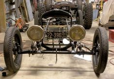 Model T Ford Forum: *Clayton Paddison Re-Builds his '26 Roadster*