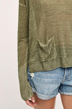 Pippit Pullover Top - anthropologie.com