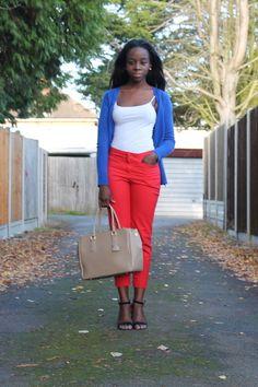 Beige-other-bag-white-primark-top-red-h-m-pants-green-primark-heels