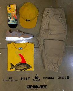 Look completo para esta primavera! Pantalon #reelljeans camiseta #loreakmendian  zapatillas #lecoqsportif gorra #huf calcetines #stance . Todo disponible en #cientosiete #urbanstyle #streetwear #ourense