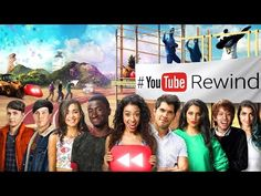 YouTube Rewind: The Ultimate 2016 Challenge | #YouTubeRewind - YouTube<<< So happy for Dan and Phil!