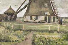 Vincent van Gogh (1853-1890) The 'Laakmolen' near The Hague (The Windmill) Price realised GBP 2,322,500 USD 3,669,550 Estimate GBP 2,000,000 - GBP 3,000,000 (USD 3,178,000 - USD 4,767,000)
