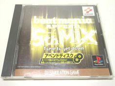 Beatmania 5th Mix JPN PSX