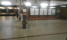 Platform 1, London Road Station, Leicester