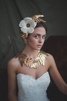 Exquisite Wedding Hair Accessories to Replace the Veil As traditional wedding veils become less prevalent in nuptials, designers are creating beautiful alternatives. What Katy Did Next produces...