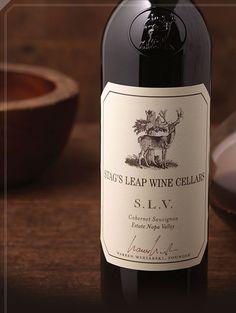 Stag's Leap Wine Cellars 2007 S.L.V. Cabernet Sauvignon