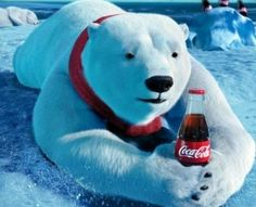 History | The Coca-Cola bears returned for Super Bowl 2012. Credit: YouTube