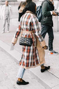 Street Style #PFW / Día 2 / 28 de septiembre de 2017
