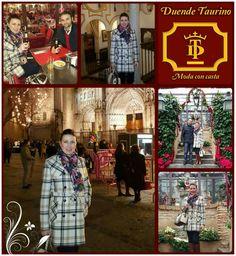 Preciosas fotos de nuestros amigos Gerardo y Alina luciendo con elegancia Duende Taurino