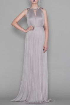 Online luxury clothing shop - luxurywear for urban divas - Maria Lucia Hohan. Beautiful Outfits, Cool Outfits, Beautiful Clothes, Different Wedding Dresses, Grey Outfit, Prom Dresses, Formal Dresses, Western Outfits, Vintage Wear