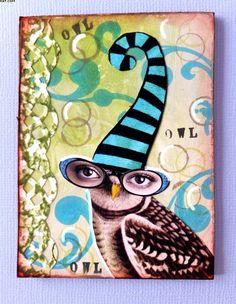 Natty owl