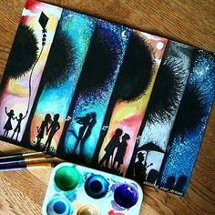 Art by Me->Insta:shining star draws star draws Amazing Drawings, Cool Drawings, Amazing Art, Wow Art, Pastel Art, Creative Art, Art Inspo, Painting & Drawing, Watercolor Paintings