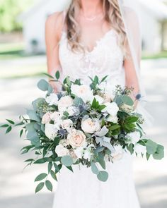 This bridal bouquet