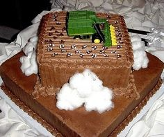 Groom's Cake - A Southern Tradition