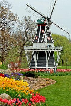 ˚Windmill Island - Holland, Michigan