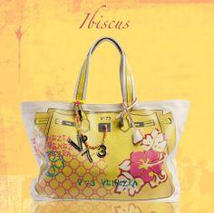 V°73 Limited Edition Ibiscus #V73 #fashion #bag