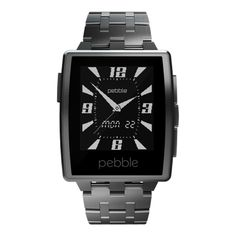 Pebble Smartwatch Steel - (www.botnlife.com) - Orders Now via email: customercare@botn... ✔ Line ID: wakiak ✔ Phone or SMS: 029171222 ✔ Facebook Page: www.facebook.com/... ✔ #PebbleSmartwatch #Smartwatch #PebbleSmartwatchThailand #PebbleThailand #SmartwatchThailand #wearabledevices #techdevices #electronicsitems #electronicsdevices #botnlife