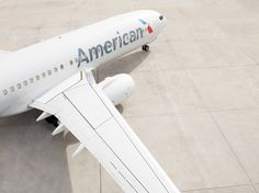 American Airlines on Behance