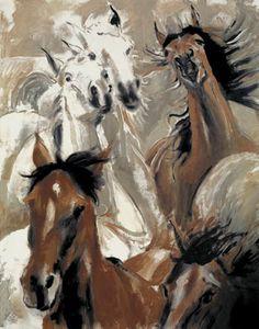 Wild Horses 31.5