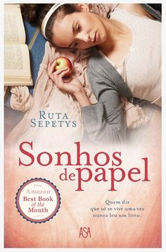 Portuguese edition of Out of the Easy.