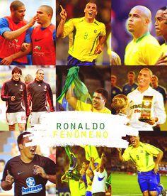 Ronaldo - the one and only 'Ronaldo'!