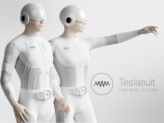 TESLASUIT – FEEL OBJECTS IN VIRTUAL REALITY