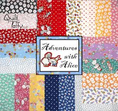 Adventures with Alice for Robert Kaufman