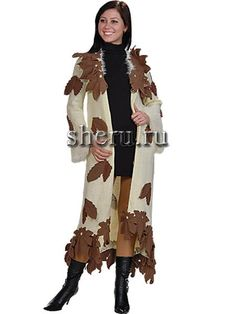Вязаное пальто и кардиганы схема