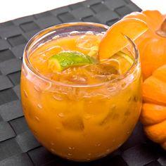 pumpkin caipirinha