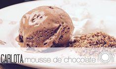 receita mousse de chocolate carlota chef carla pernambuco receitas de minuto
