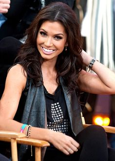 melissa rycroft. gorgeous and love her style!