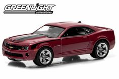 1:64 scale 2011 Chevrolet Camaro SS – by Greenlight Collectibles