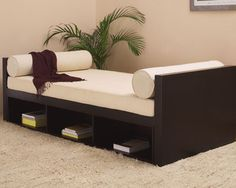 Daybed frame on pinterest full size daybed daybeds and craftsman