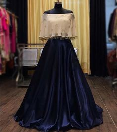 Indian Gowns Dresses, Indian Fashion Dresses, Indian Outfits, Girls Dresses, Indian Attire, Indian Clothes, Indian Wear, Indo Western Dress For Girls, Western Dresses For Party