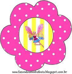 Imprimibles, imágenes y fondos Barbie Fairytopia 8. | Ideas y material gratis para fiestas y celebraciones Oh My Fiesta!