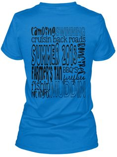 GET YOUR SUMMER 2O13 TEE!! Campaign ends Wednesday May 15th!! Please share/repin! http://teespring.com/summer2013