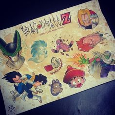 dragon ball flash tattoo - Google zoeken