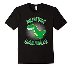 Auntie Saurus Dinosaur T Shirt Matching Family Aunt Gift This is the perfect t shirt for any Auntie out there you know that has a unique sense of style and love to smile and laugh about nice jokes. Show off your personality with this hilarious graphic t shirt with a super cute dinosaur Aunt! Click on the brand name to get super cute dinosaur Mama Cutie Handsome Sister and Brother Saurus T-Shirt for all members of your family: Cute Green Dinosaur Family T Shirts Gifts This very nice t shirt…