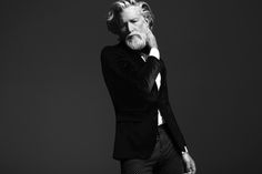 AIDEN SHAW FOR EL BURGUÉS FALL/WINTER 2014 CAMPAIGN