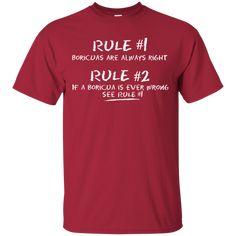 The Boricua Rules