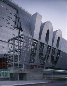 Since 1998 the Web Atlas of Contemporary Architecture Wayfinding Signage, Signage Design, Facade Design, Exterior Design, Branding Design, Environmental Graphic Design, Environmental Graphics, Contemporary Architecture, Architecture Details