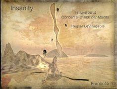 Insanity par Cherry Manga sur FrancoGrid, ouverture.