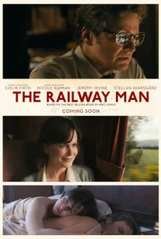 """The Railway Man"" poster"