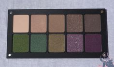 Pink Sith: Inglot Eyeshadows The Best Shadows I have ever used!- Review, Pictures, Swatches