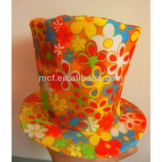 Party Festival polyester Clown funny carnival clown hat  1.MOQ:1000pc   2.Fast delivery and best service