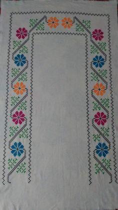 HUZUR SOKAĞI (Yaşamaya Değer Hobiler) Cross Stitch Bird, Cross Stitch Flowers, Cross Stitch Designs, Cross Stitching, Teapot Cover, Palestinian Embroidery, Prayer Rug, Yarn Shop, Easy Crochet Patterns