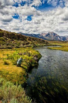 Hot Creek Ranch, Mammoth Lakes, California