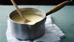 How to make custard #howto #custard #video