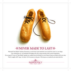 Pret Passion Fact #79 - Never Made to Last